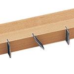 Gasbetonschaaf hout
